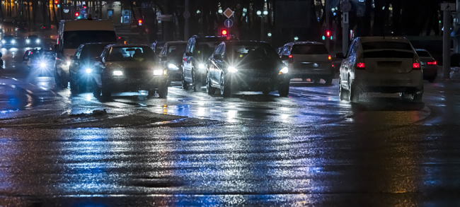 Driving In Wet Weather Tips