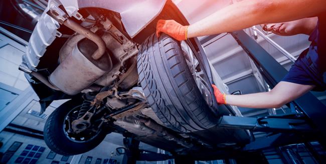 5 Reasons Your Suspension Needs Repair