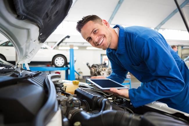 Car garage repairs Pontypool
