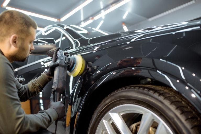 car body repair pontypool