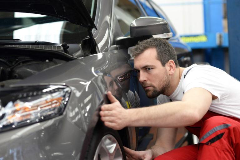 Car Body Repairs Pontypool